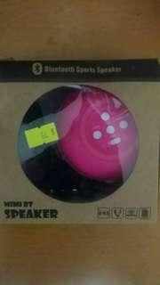 全新藍牙迷你speaker