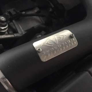 Evolution Motor Sport cold air intake for Golf GTI MK5