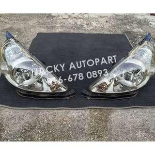 Lampu Headlamp Titanium Honda Jazz Fit GD Hid Jpn
