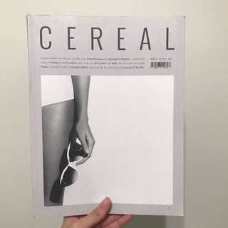 Cereal vol 13 SS17