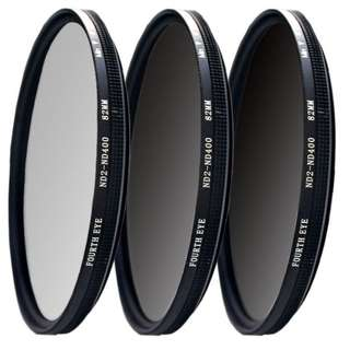 ND filter 58mm (adjustable ND2 to ND400)