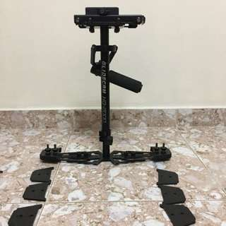 Glidecam HD-2000 with Manfrotto Quick Release Plate