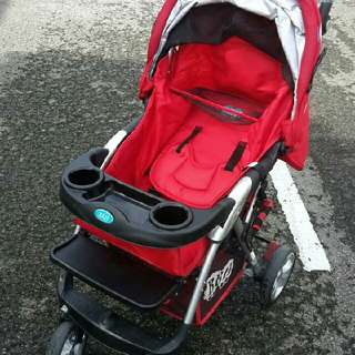 baby bbh stroller to let go