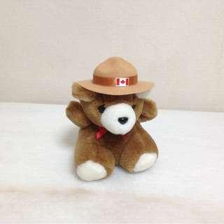 Canada Bear Soft Toy