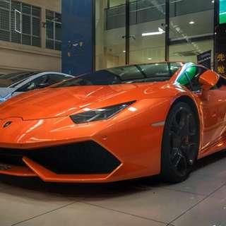 Lamborghini Huracan LP610-4 5.2 V10