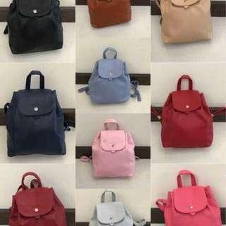 Longchamp Soft Leather