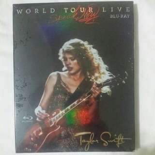 [Music Empire] Taylor Swift - Speak Now World Tour Live Blu-Ray DVD