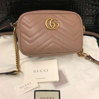 Gucci Mini Marmont