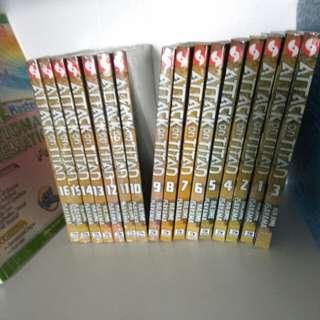 Attack On Titan mangas