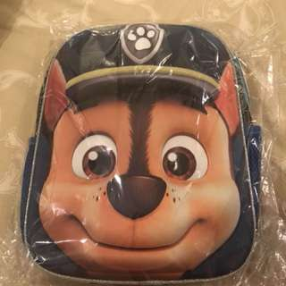 Paw patrol bag pack