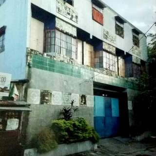 Building and lot for sale