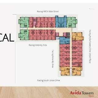ARCA SOUTH RENT TO OWN CONDO!!!