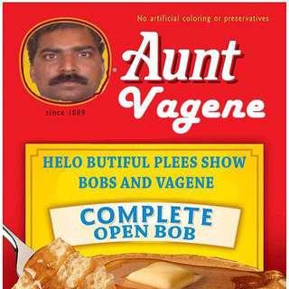 Open Bob and Send Pics Of Vagene (MEME)