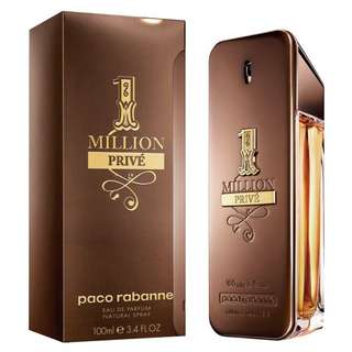 Paco Rabanne 1 Million Prive EDP for Men (100ml/Tester) One Eau de Parfum