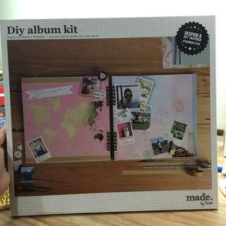BN Typo DIY Album Kit