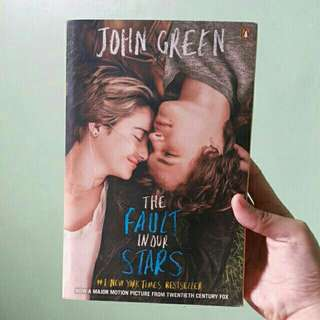The Fault in Our Star Movie Tie-In