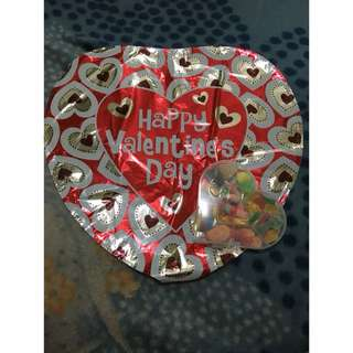 Gummy Kit with Balloon