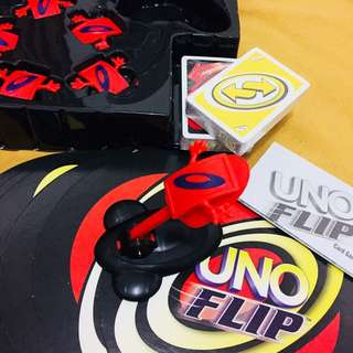 Uno Flip (RARE) Card Game