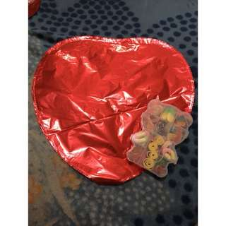 Gummy Kith with Balloon