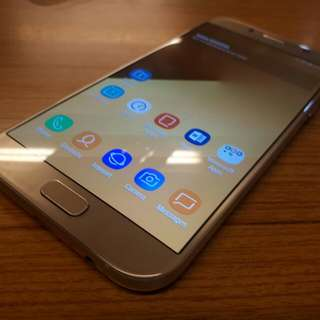 Samsung Galaxy A7 Duos 2017 Gold Edition 4G LTE