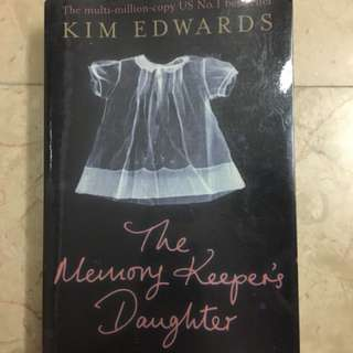 The Memory Keeper's Daughter - Jodi Picoult