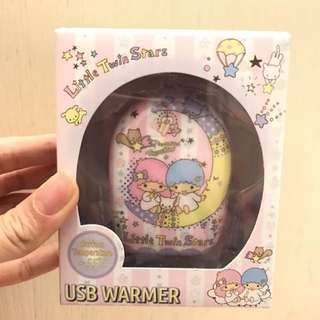 Little Twin Stars Hand Warmer 暖蛋