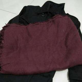 Shawl / scarf winter