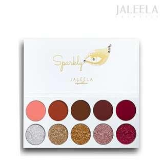 Sparkly Eyeshadow Jaleela Palette