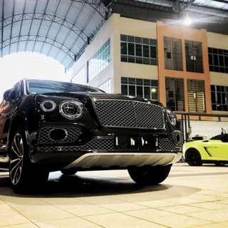 Bentley Bentayga 6.0 W12