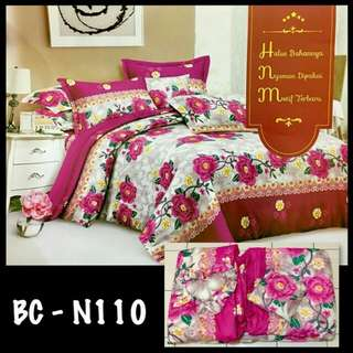 Promo New bedcover Minimalis 180x200