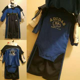 New Baby Adidas Full Outfit