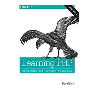 Learning PHP: A Gentle Introduction to the Web's Most Popular Language BY David Sklar