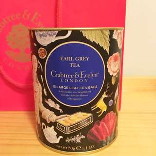 New💕crabtree and evelyn tea bag gift set 茶包禮盒
