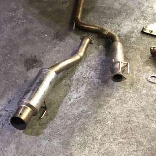 Skunk2 full exhaust 76mm/3inch