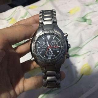 Nautica Titanium Original Watch