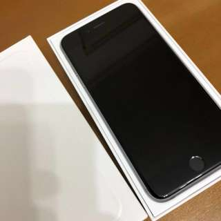 iPhone 6plus BLK 64GB 94%new 100%work