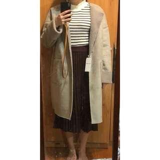 [全新]日本帶回 Ray Cassin 外套大衣 灰