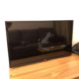 (超抵!)LG 32吋電視機 LG 32 Inches TV