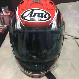 Arai Helmet rx7 randy