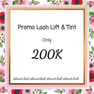 PROMO LASH LIFT 200K