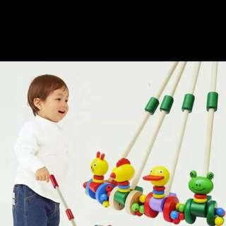 手推得意玩具