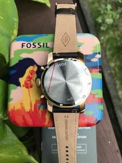 ORIGINAL FOSSIL , Quartz movement. FS5204