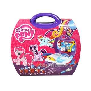 Mainan Anak Doctor Koper Little Pony