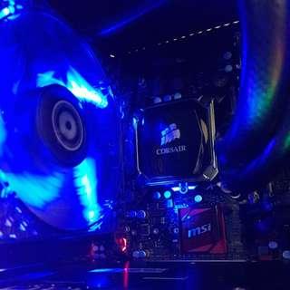 Bitfenix Spectre Pro Led case Fans