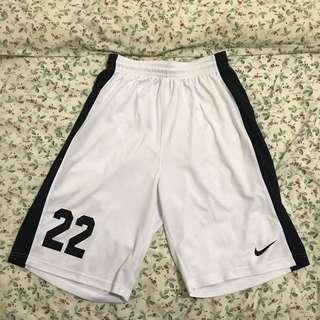 Nike燙字22號球褲