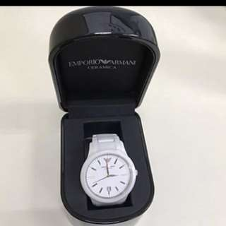 Emporio Armani Ceramica unisex watch