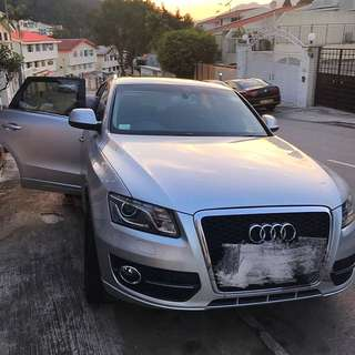 AUDI Q5 2.0T QUATTRO (just reduced)