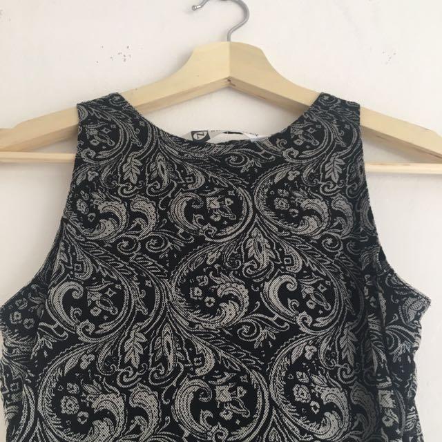 90s Style Maxi Dress