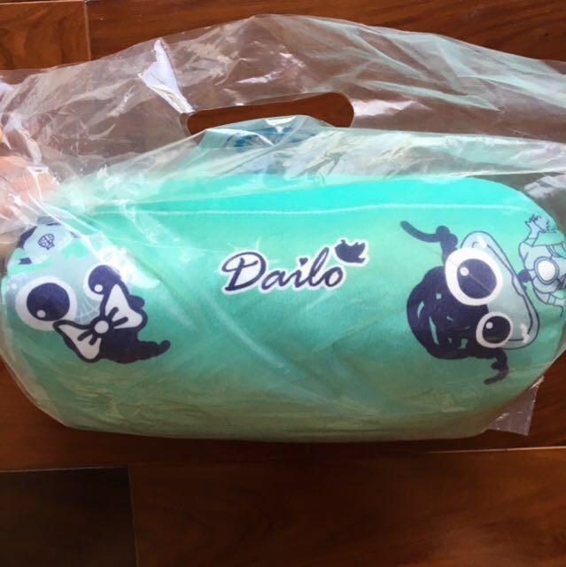 可愛外星人暖手枕❄️滿額贈品❄️