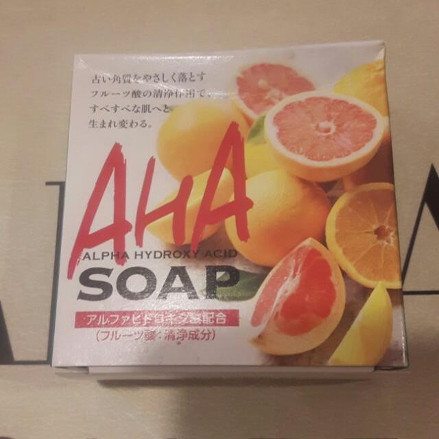 去角質香皂